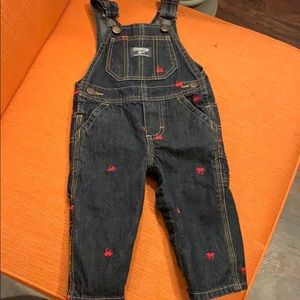 OshKosh Train Overalls
